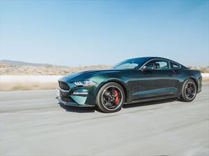Manejamos el Ford Mustang Bullitt 2019