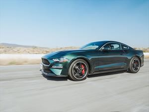 Prueba Ford Mustang Bullitt, en los zapatos de Steve McQueen