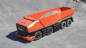 Scania AXL Concept es un camión autónomo como ningún otro