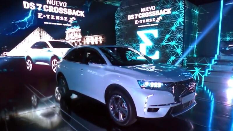Nuevo DS 7 Crossback E-Tense Precio y más del híbrido 4x4 en Argentina