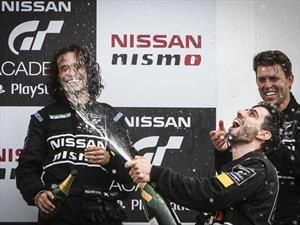 Mexicano gana tercer lugar en el Nissan GT Academy 2015