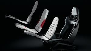 Porsche quiere personalizar tus asientos con impresión 3D