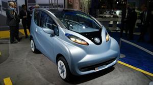 Tata eMO EV Concept en el Salón de Detroit 2012