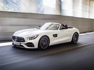 Mercedes-Benz AMG GT C roadster y GT4 63s se lanzan en Argentina