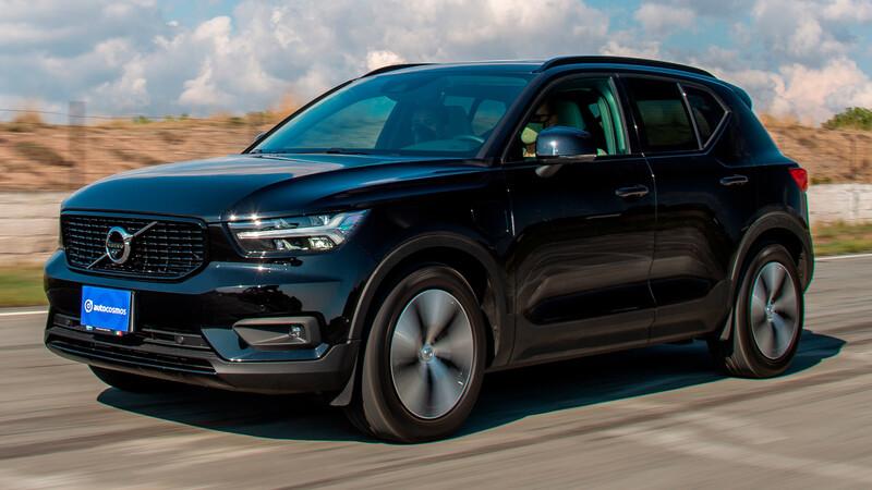 Volvo XC40 Recharge 2021 a prueba, sofisticación y mucha eficiencia