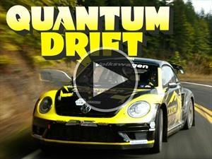 Tanner Foust lleva al límite al Volkswagen Beetle GRC