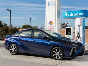 Toyota Mirai 2017 tiene un precio inicial de $57,500 dólares