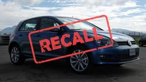 Seguridad: Recall Volskwagen Golf