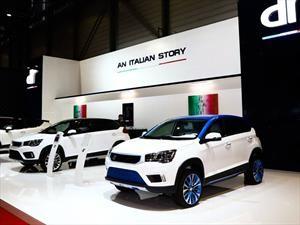 DR Automobiles, autos chinos fabricados en Italia