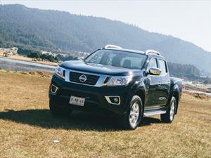 Nissan NP300 Frontier 2016 a prueba
