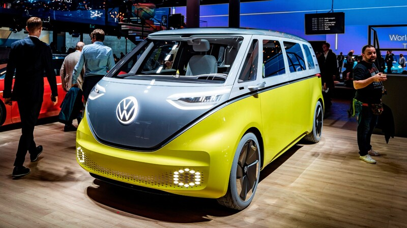 Volkswagen comienza a preparar sus plantas para el regreso de la Combi eléctrica