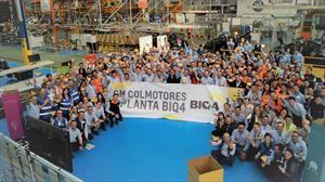 Planta de GM Colmotores obtiene certificado de calidad mundial