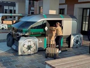 Renault EZ-Pro, una nueva forma autónoma de entregar pedidos a domicilio