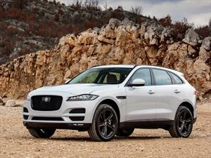Jaguar F-Pace: SUV Arriba a Chile en mayo próximo