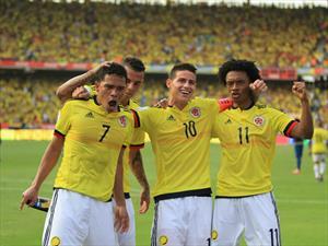 Chevrolet, siempre al lado de la Selección Colombia