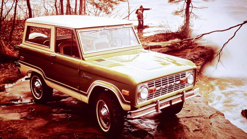 Ford Bronco: la historia del mito de la aventura