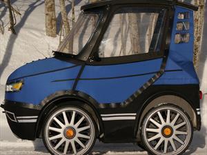 PodRide ¿El futuro de los autos y las bicicletas?