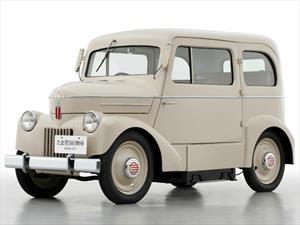 Nissan Tama, el venerable antepasado del LEAF