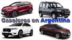 Los autos Diésel que podés comprar en Argentina