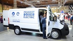 Citroën Jumper y Peugeot Boxer, ahora con mecánica eléctrica