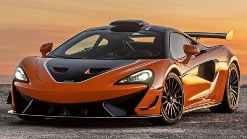 McLaren 620R: una muy digna despedida de la Sport Series