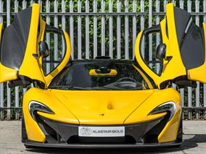 McLaren P1 Volcano by Alastair Bols
