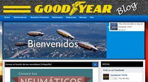 Goodyear Chile se acerca a sus clientes vía redes sociales