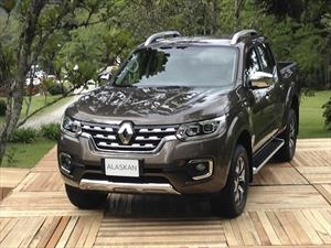 Alaskan la premier mundial de Renault
