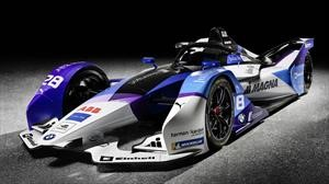 BMW presenta al iFE.20, el monoplaza eléctrico con el que competirá en la Fórmula E