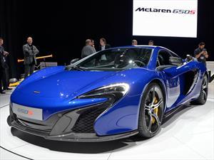 McLaren 650S, el hermano menor del P1
