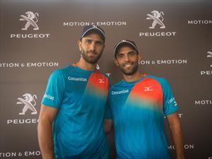 Peugeot: Robert Farah y Juan Sebastián Cabal, sus nuevos embajadores