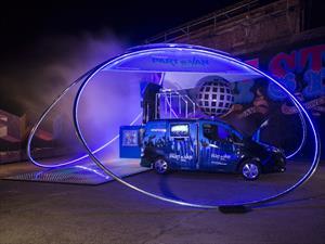 Nissan PART e-VAN, fiesta sobre ruedas