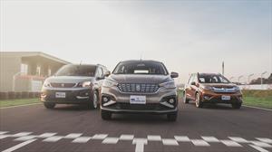 Comparativa: Suzuki Ertiga vs Honda BR-V vs Peugeot Rifter