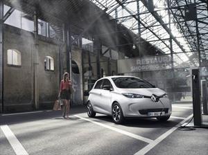 El Renault Zoe aumenta su autonomía