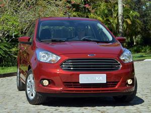 Manejamos el nuevo Ford Ka que se presenta en el Salón de BA