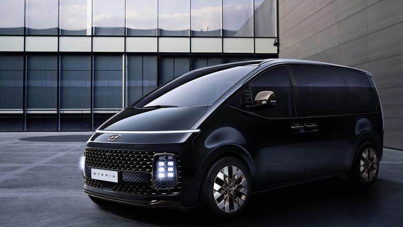 Hyundai Staria: Más detalles de la nueva van de lujo