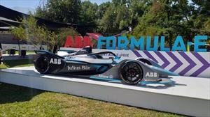 El Show Car Gen2 de la Fórmula E se estrena en Chile en ABB Eliseo E-Karts