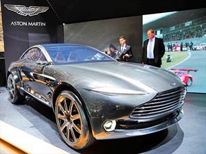 Aston Martin DBX Concept: Crossover con líneas de coupé