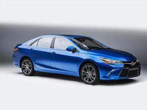 Toyota Camry Special Edition 2016 limitado a 12,000 unidades