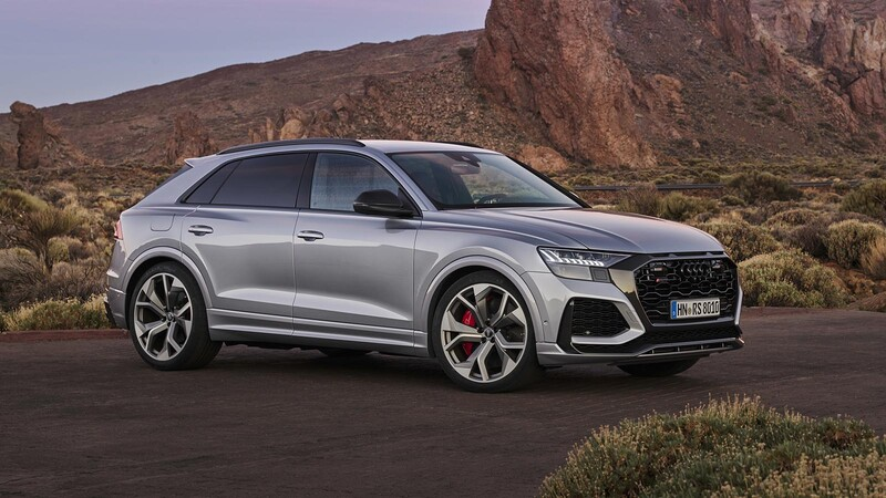 Audi RS Q8 2022, el bestial SUV alemán ya pisa suelo chileno