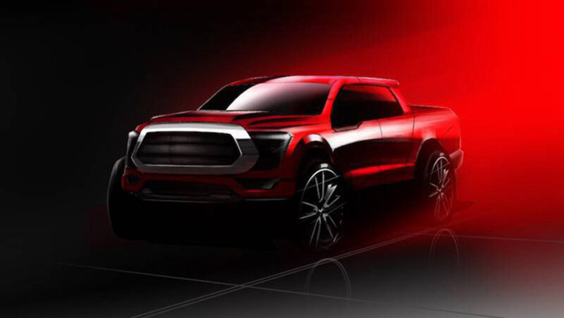 La china Great Wall presentará una pickup que rivalizará con Ford Lobo