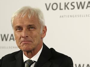 Matthias Müller es el nuevo CEO de Grupo Volkswagen