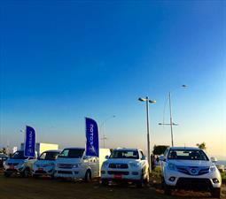 Foton lanza la pick-up FT500 y una gama de nuevos furgones