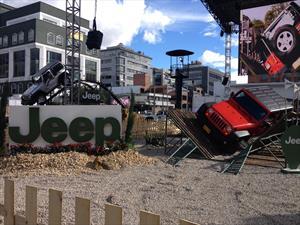"""Jeep al Parque"" llega por primera vez a Antioquia"