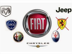 Ferrari se separa de FIAT Chrysler