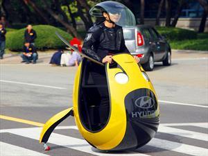 Hyundai E4U Concept, ¿el transporte del futuro?