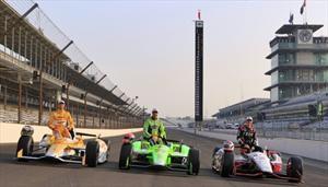 Indy: ya está la grilla de largada para las 500 millas de Indianápolis