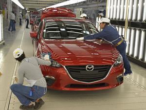 Ya se fabricaron 5 millones de unidades del Mazda3