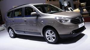 Dacia Lodgy en el Salón de Ginebra 2012