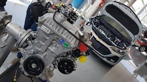 El turbo es la clave de los nuevos Chevrolet
